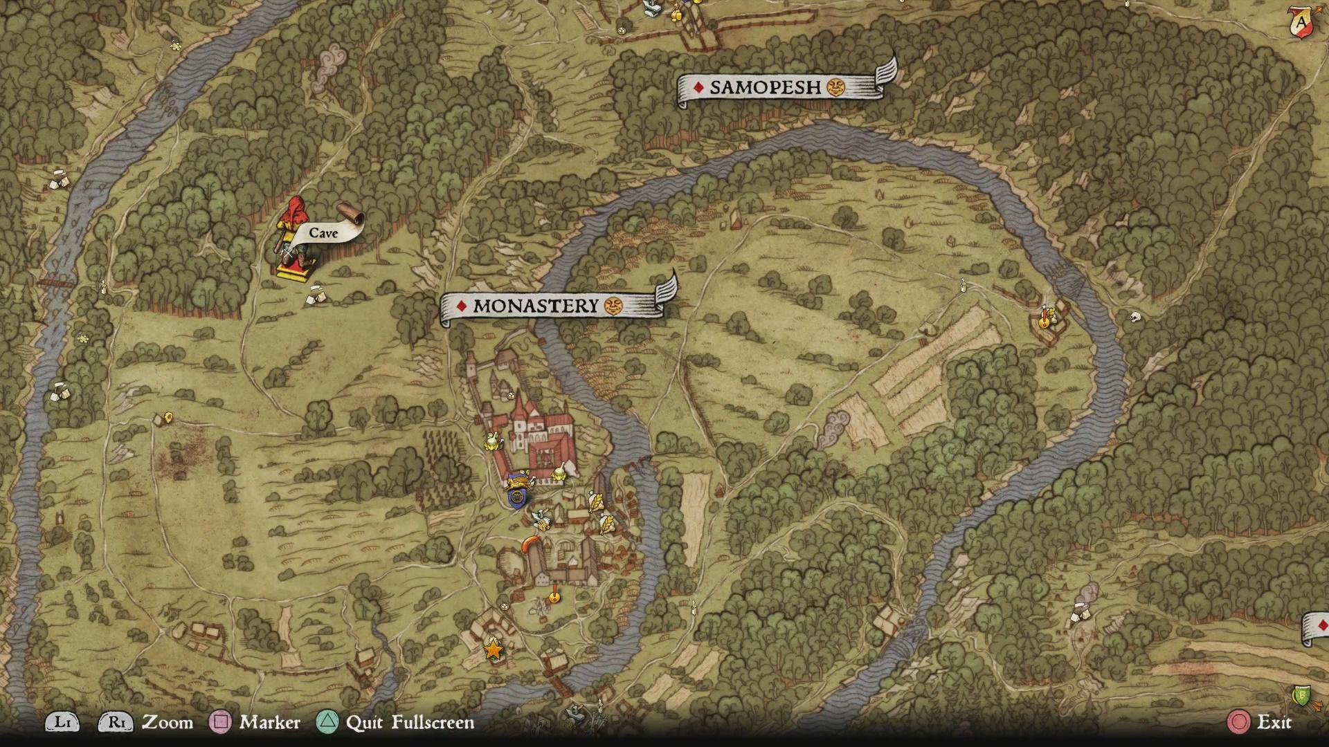 Map 3 Locations.Treasure Map Locations In Kingdom Come Deliverance All Treasure