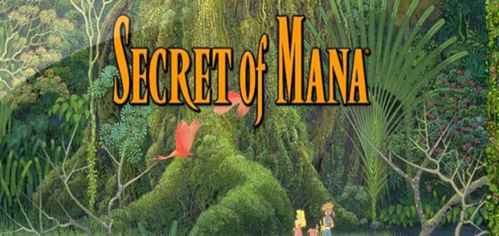 Image of Secret of Mana remake - it is on of the many Game Releases this week