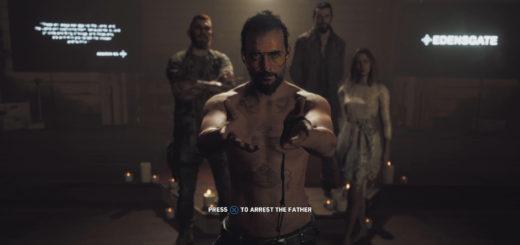Far Cry 5 Game Endings