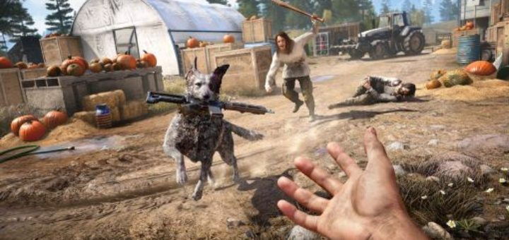 Far Cry 5 DLC and Map Editor