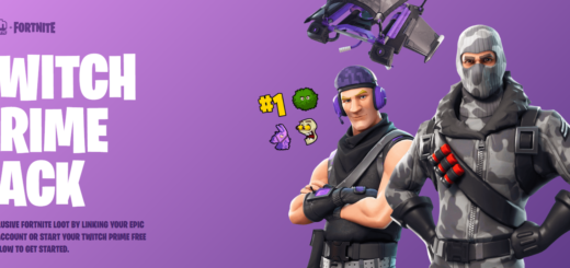 How to Get the Fortnite Twitch Prime Pack
