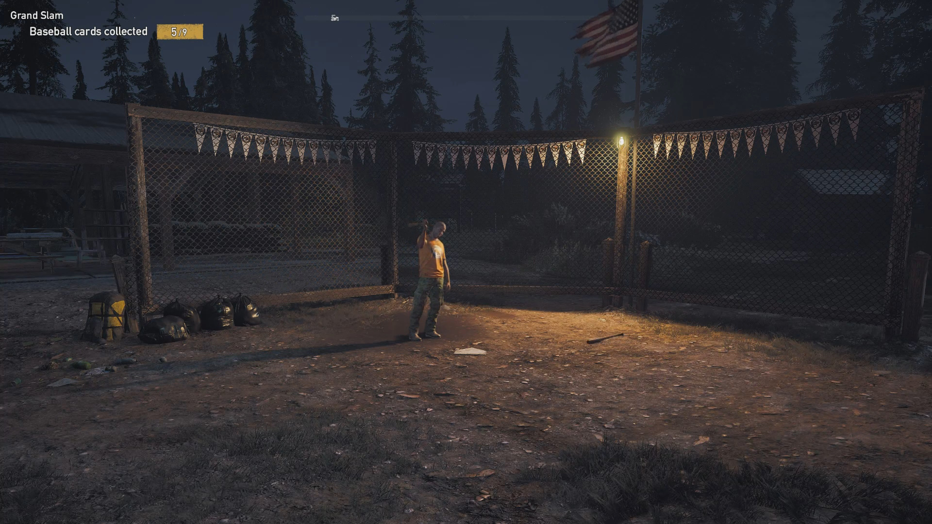 Grand Slam Guide Find All Baseball Cards For George Far Cry 5