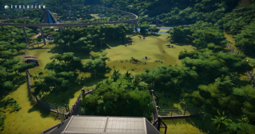 Back in August 2017, Frontier Developments (the studio behind Elite: Dangerous and Planet Coaster) revealed an early look atJurassic World Evolution, a park building game set in the Jurassic Park universe. Today we got further news on the title with the announcement that Jeff Goldblum is in Jurassic World Evolution.
