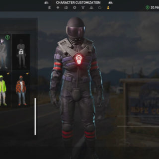 how to unlock the Omega outfit in Far Cry 5