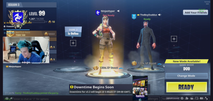Twitch Streamer Ninja sets new viewership record by streaming with Drake