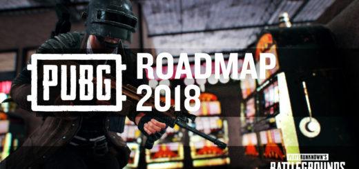 PUBG Roadmap for 2018