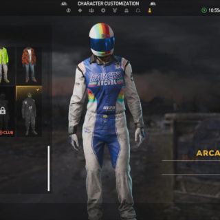 how to unlock the Arcade Pro outfit