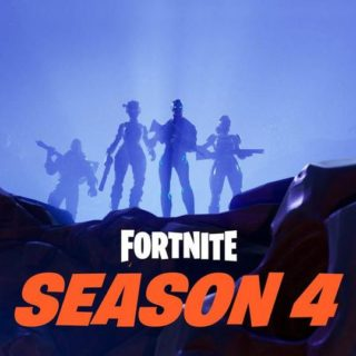 Fortnite Battle Royale Season 4 Starts Tomorrow