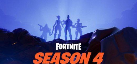 Fortnite Battle Royale Season 4 Starts Tomorrow