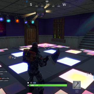 Old house dance floor Dance on Different Dance Floors Challenge