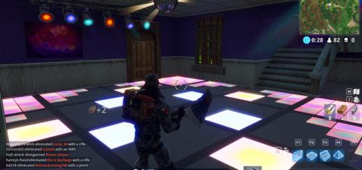 Old house dance floor Dance on Different Dance Floors Challenge