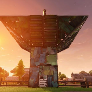 New item the Port-A-Fort announced for Fortnite Battle Royale.