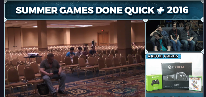 Summer Games Done Quick 2018 Lineup