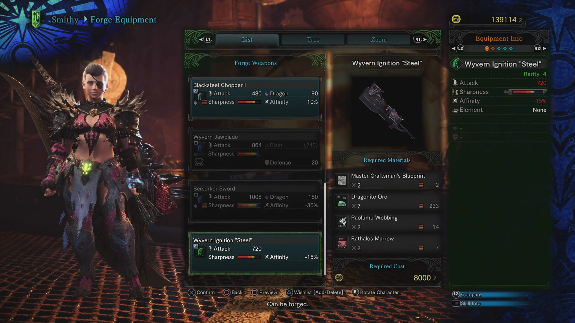 How to Get the Wyvern Ignition Greatsword - Monster Hunter World