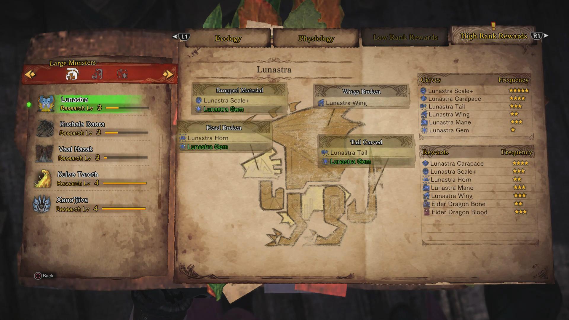 Lunastra Guide: Monster Weakness, Carves & Rewards, Armor Sets