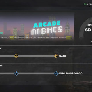 Arcade Nights Live Event Guide