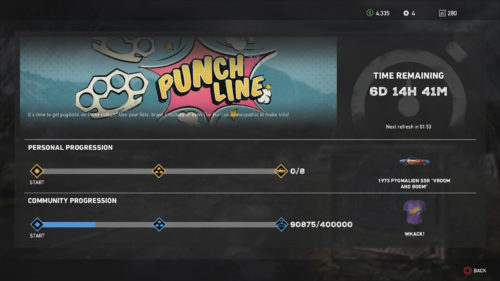 Punch Line Live Event Guide - Far Cry 5 Live Event Guides