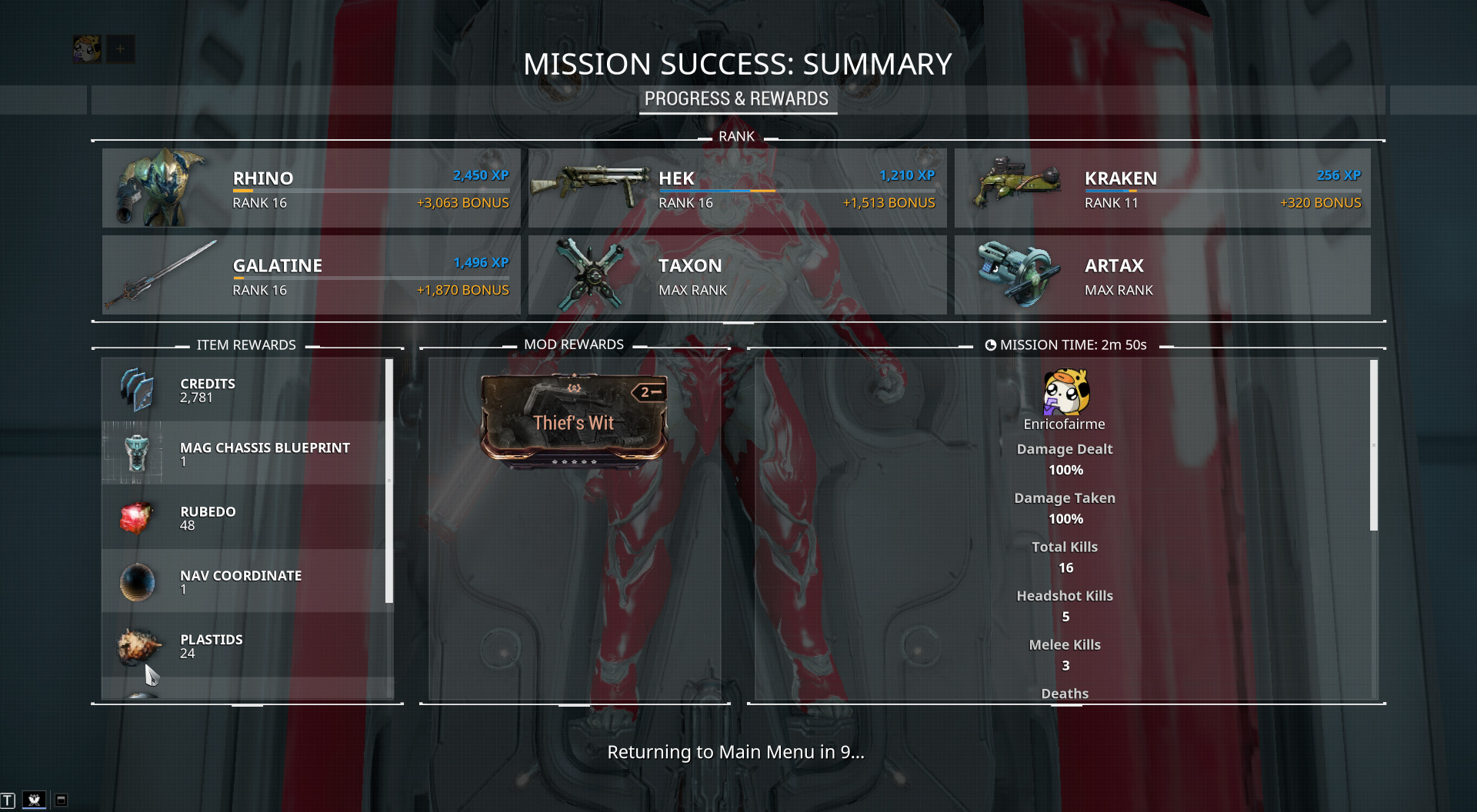 How to Get MAG - Warframe