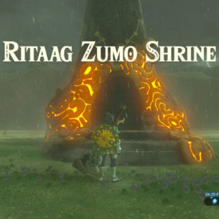 Screenshot of the Ritaag Zumo Shrine location in our Ritaag Zumo Shrine guide
