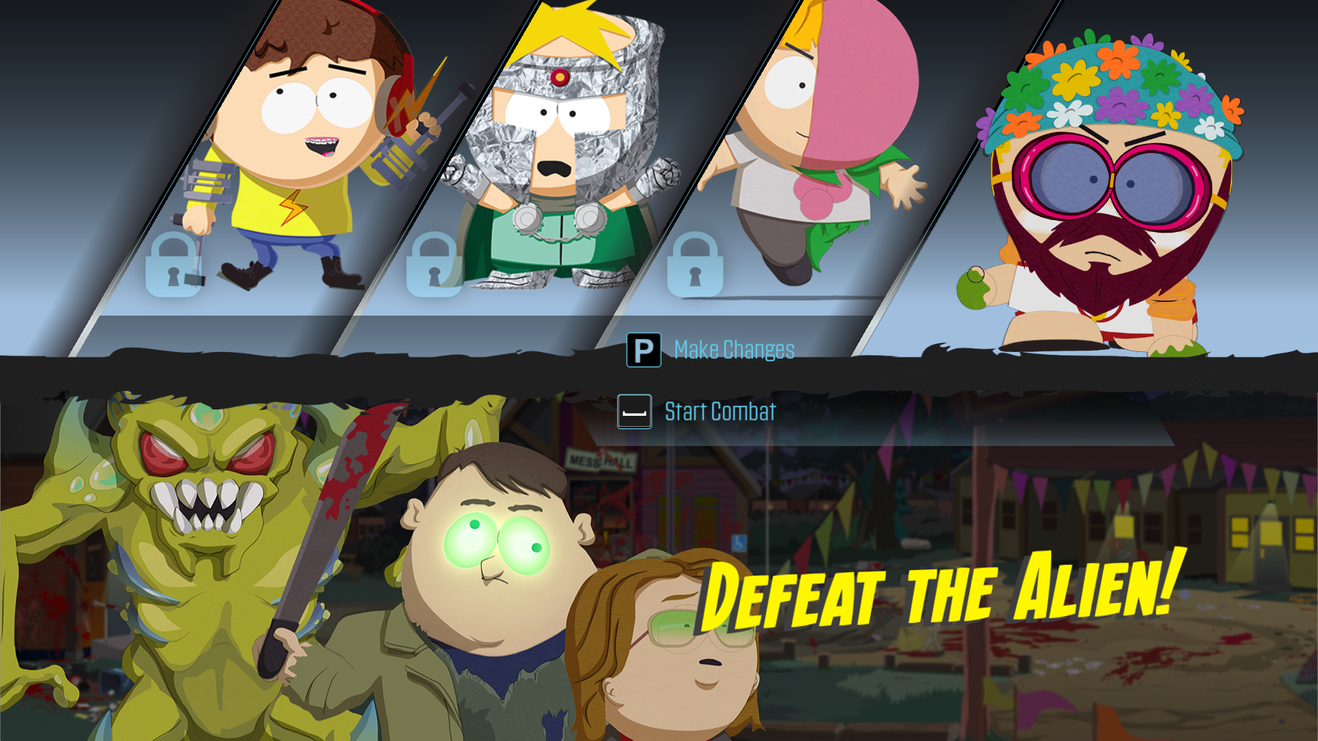 Bring The Crunch Guide South Park The Fractured But Whole