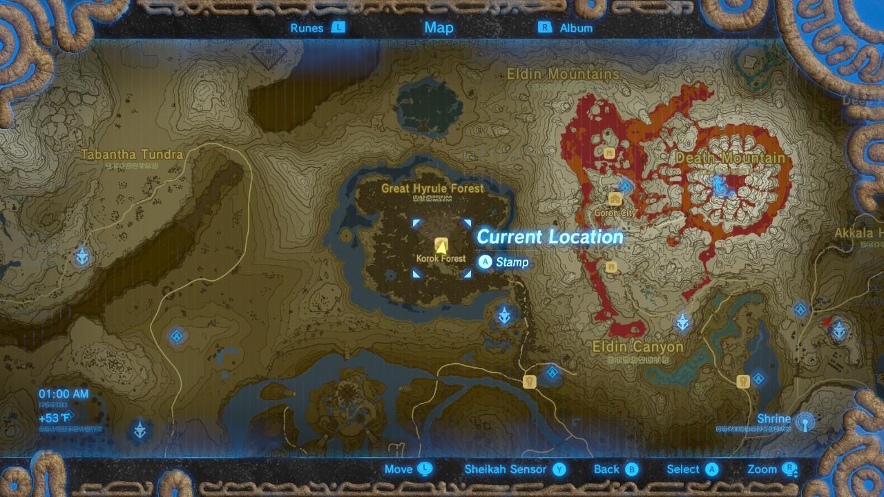 How to Get The Master Sword in The Legend of Zelda: Breath