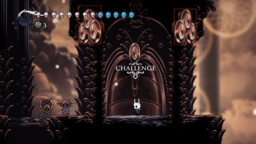 Image of the Godhome Hollow Knight The Pantheon of the Knight.