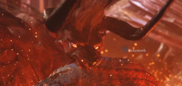 Main image of Monster Hunter World Behemoth Guide