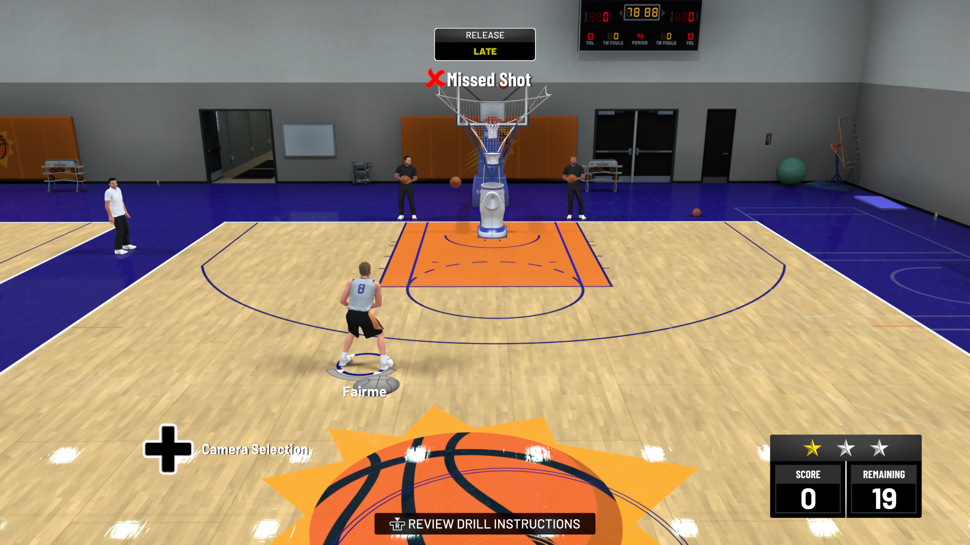 NBA 2K19 MyPLAYER Training Guide