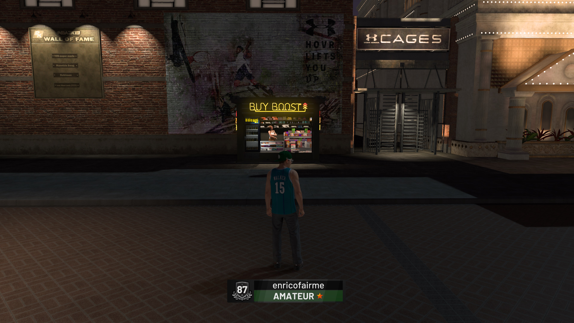 Where to Buy MyPLAYER Boosts in NBA 2K19