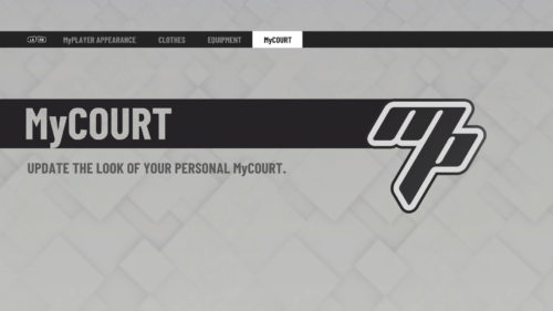How to Apply the LeBron James MyCOURT Items