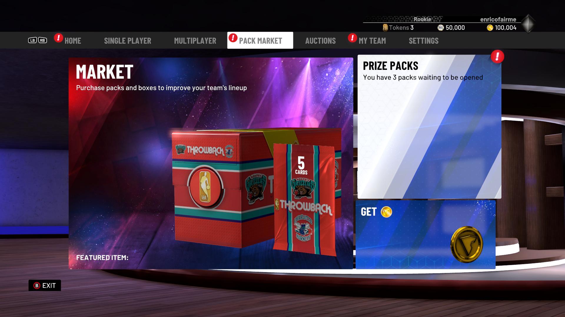 How to Access NBA 2K19 DLC Items
