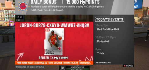 How to Get a Michael Jordan Card for your MyTEAM