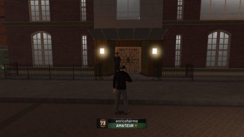 MyCOURT NBA 2K19 entrance