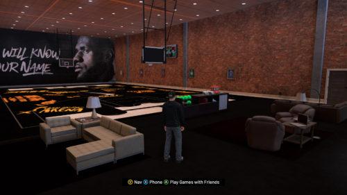 MyCOURT NBA 2K19