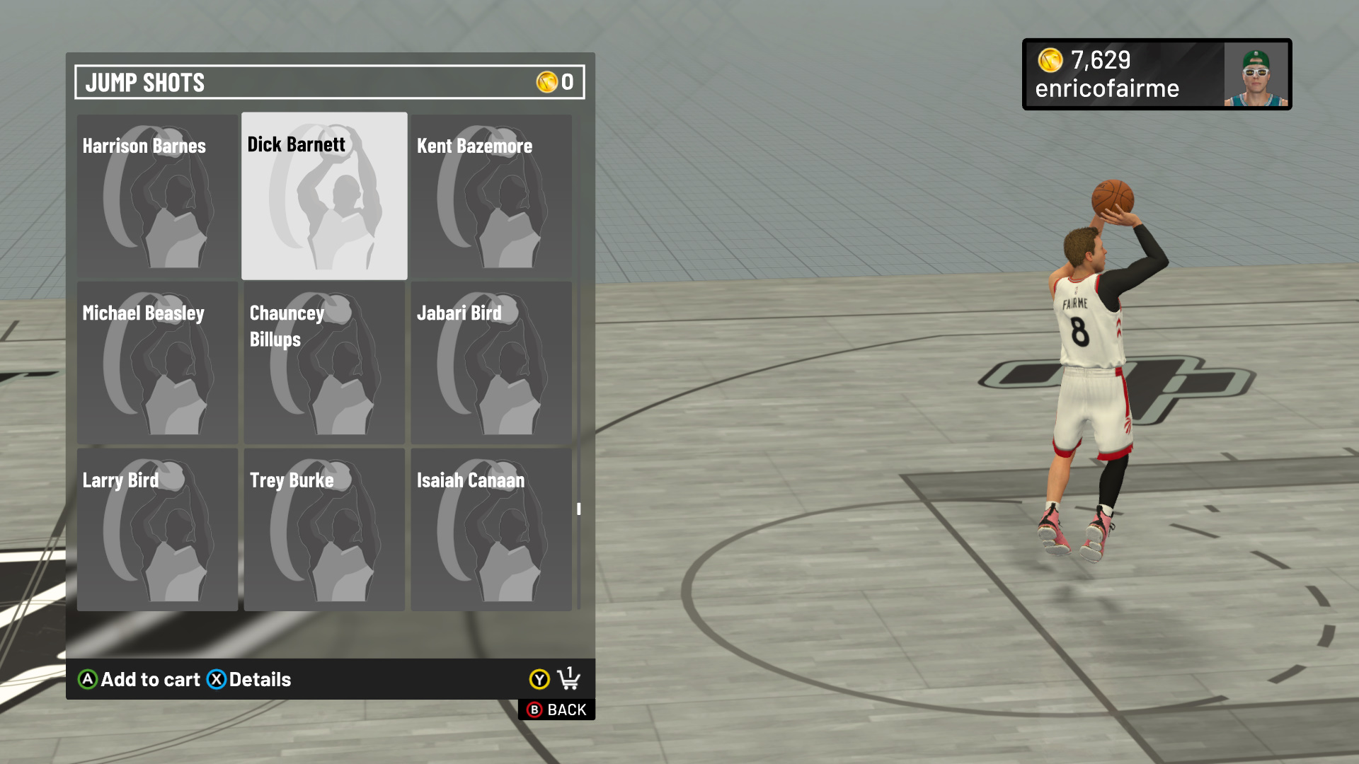 How to Change Jumpshot Animation in NBA 2K19