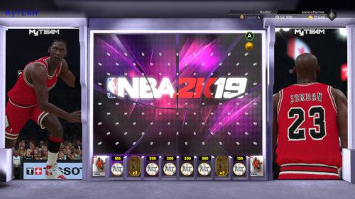 Locker Codes for NBA 2K19