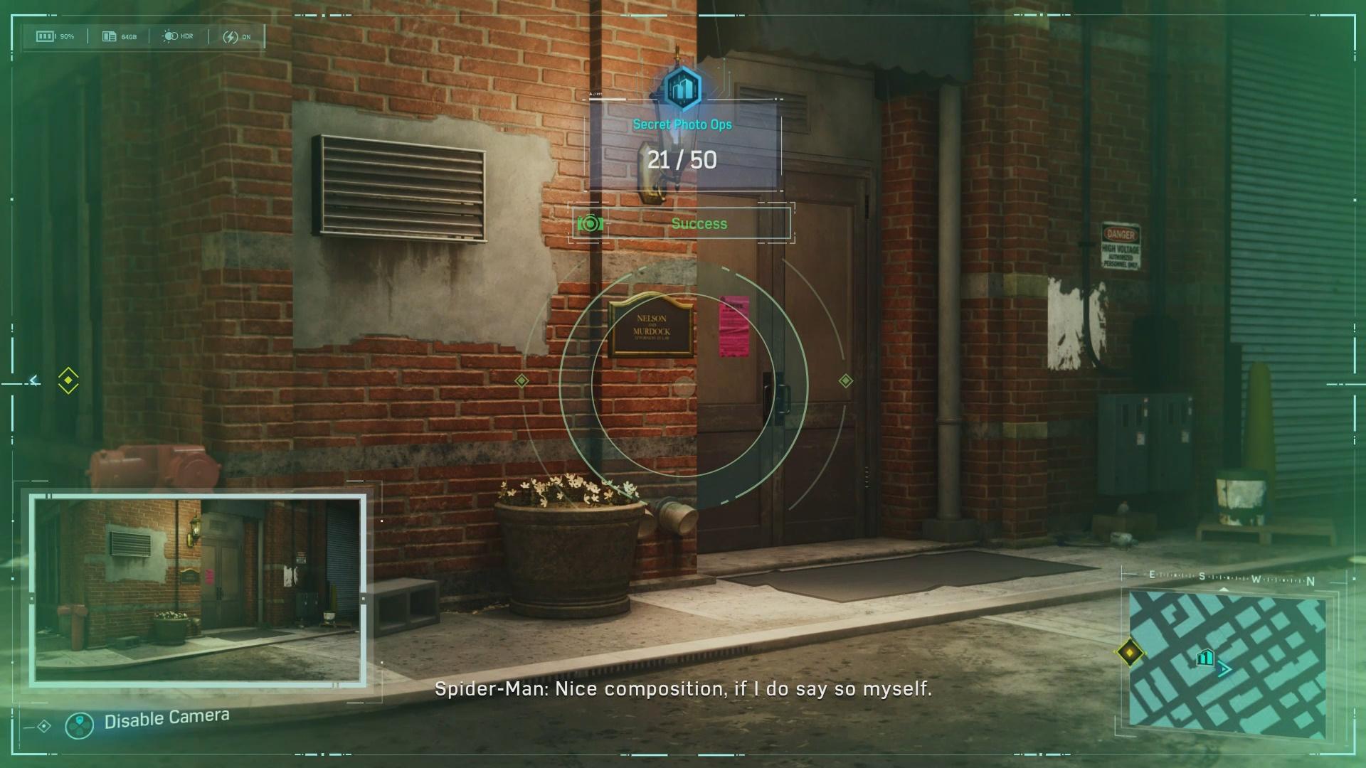 Secret Photo Op Locations in Spider-Man PS4 (ESU Suit Unlock)