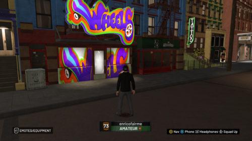 Wheels NBA 2K19 location.