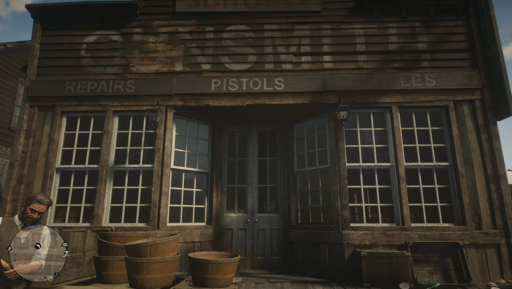 Where to Buy Guns in Red Dead Redemption 2