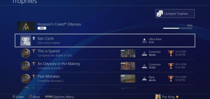 5 Things to Do After Beating Assassin's Creed Odyssey
