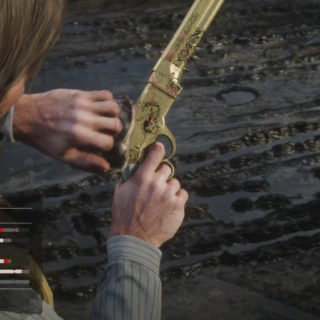 How to Repair Weapons in Red Dead Redemption 2