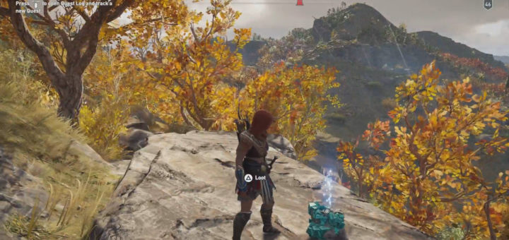 How to Get Orichalcum Ore in Assassin's Creed Odyssey