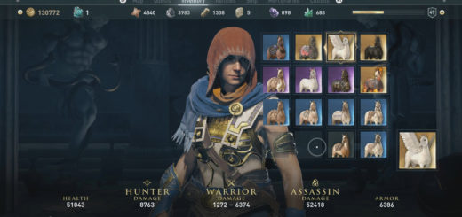 How to change Phobos Skins, How to Customize Your Horse in ACOD