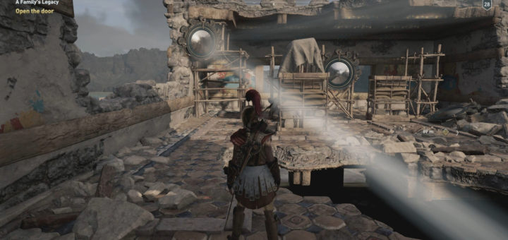 How to Solve the Mirror Puzzle in Assassin's Creed Odyssey