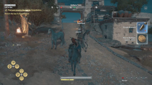 Left to Dye Quest Assassin's Creed Odyssey