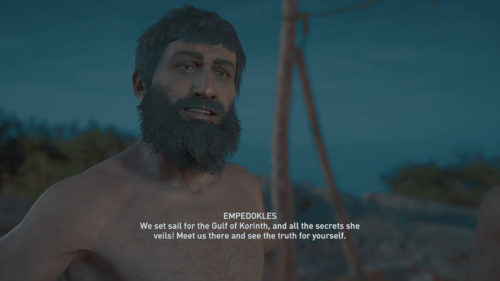 Left to Dye mission Assassin's Creed Odyssey