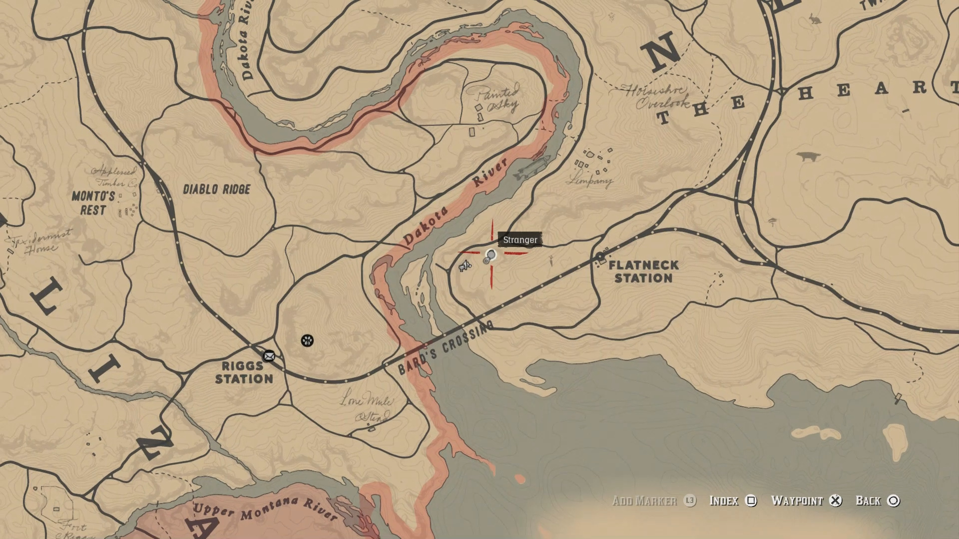 ultimate edition rdr2 treasure map
