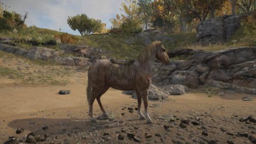 Pale Horse Rare Phobos Skin