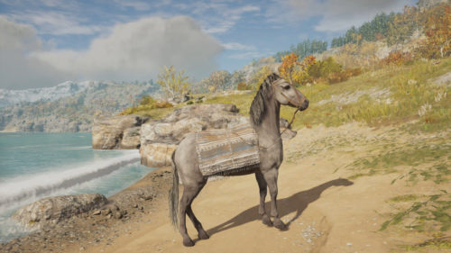 Racing Horse Rare Phobos Skin