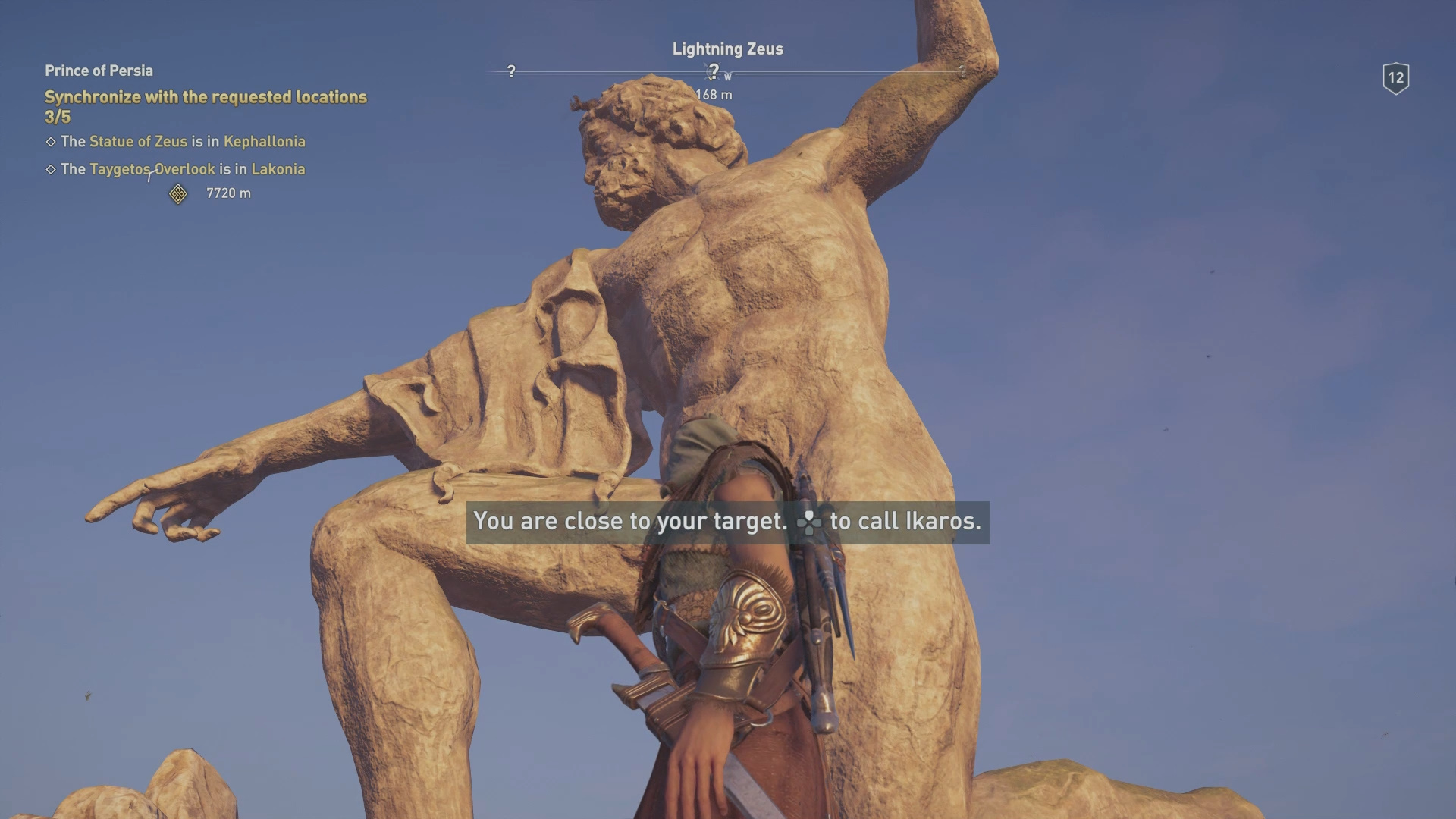 The Blind King Guide Assassin S Creed Odyssey